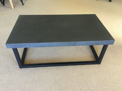 Bluestone Honed coffee table