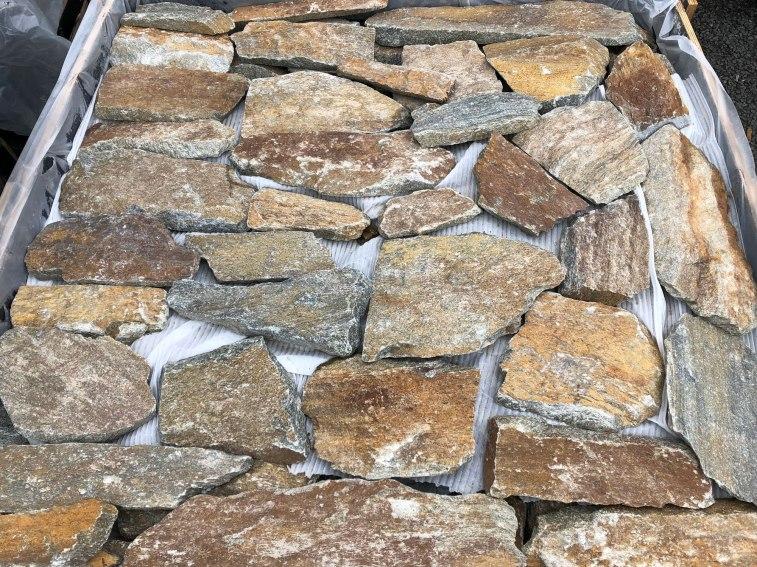 Rustic Quartzite Loose Walling