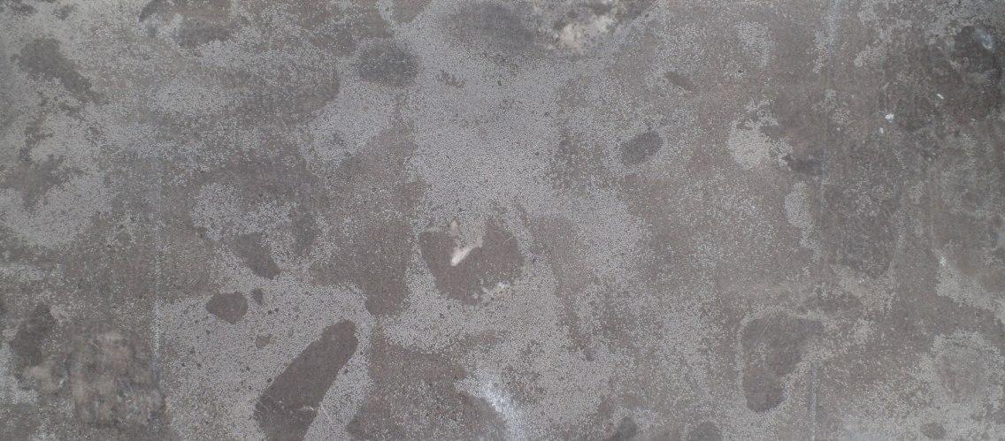 Limestone Blue Acid Wash finish