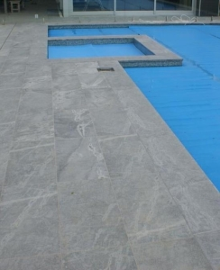 Atlantic Stone Pool Coping and Paving
