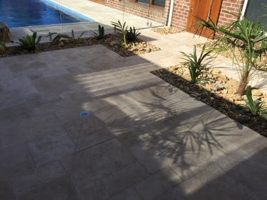 Travertine Ashlar Paving