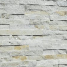 Golden Vein Quartzite Stacked Stone