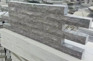 Limestone Blue Natural Split walling