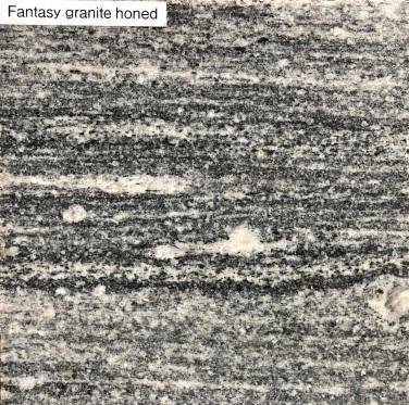 Fantasy Granite Honed finish - vein cut
