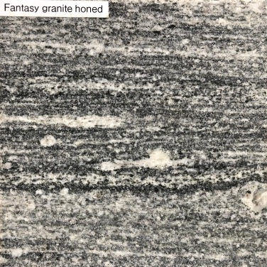 Fantasy Granite Honed finish - vein cut