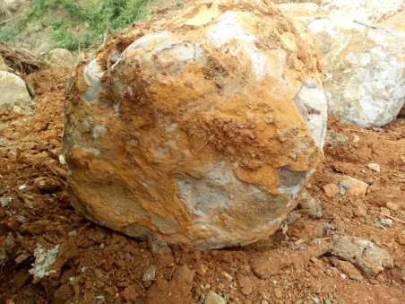 Bluestone Stepper Boulder
