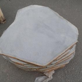 Natural Cut Bluestone Stepper SML