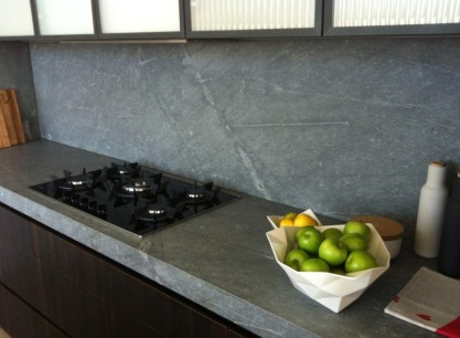 Atlantic Stone Benchtop & Splash Back