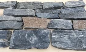 Black Quartzite Loose Walling