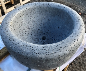 Lava Rock Bowl