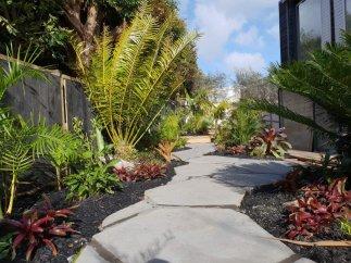 Natural Cut Stepper path