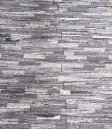 Stormy Grey Granite Stacked Stone