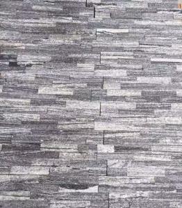 Stormy Grey Granite Stacked Stone