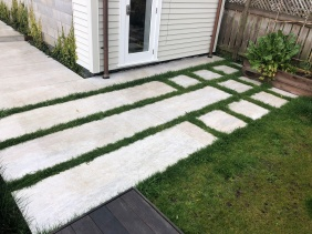 White Quartzite Slabs and Paving