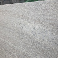 White Quartzite Flamed finish