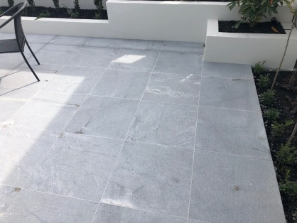 Atlantic Stone Paving - Flamed finish