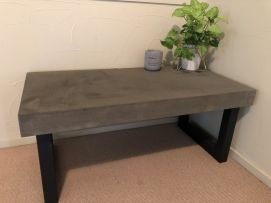 Bluestone (sawn finish) coffee table