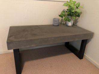 Bluestone (sawn finish) coffee table