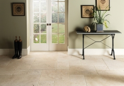 Classic Travertine Tumbled finish - french pattern