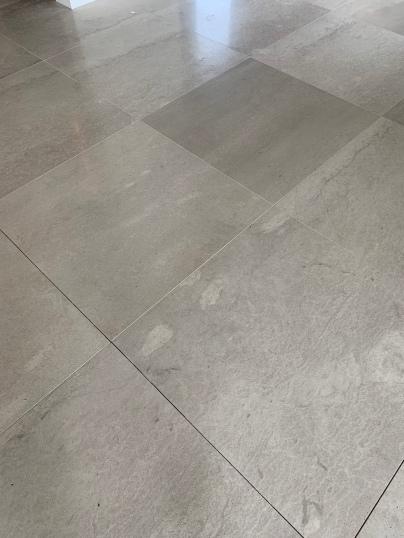 Grey Travertine Honed & Filled finish