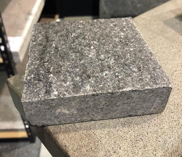 Black Basalt Splitface Cobble