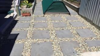 Bluestone Paving (Sawn finish)
