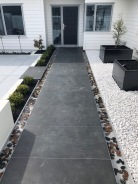 Bluestone (Sawn finish) Paving - enhance sealed